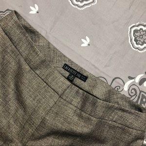 Lafayette 148 New York | Tan Brown Wool Pants Sz 8